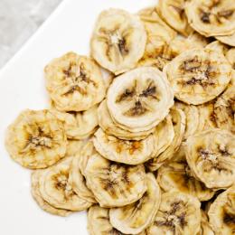 Банан сушений 60 г.